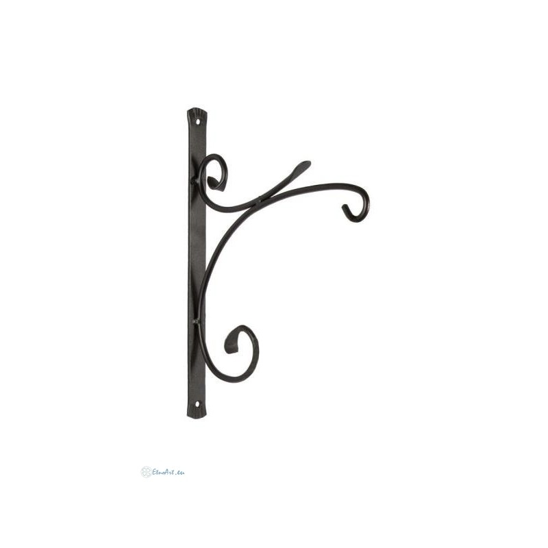 the best attitude a4d05 599d2 Wrought Iron Wall Candle Holder Bees waxed and oiled