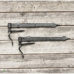 Hand-Forged Hinges 50cmDoor And Window Hinges