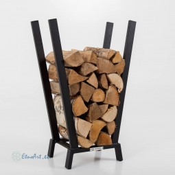 "Wood Holder ""Sarvik""Fireplace Tools"