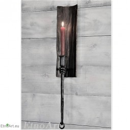 CandlestickCandle holders on the wall